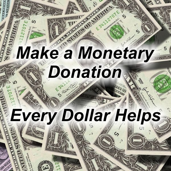 Make a Monetary Donation